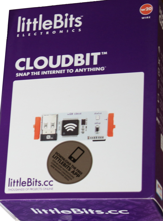 littleBits - cloudBit